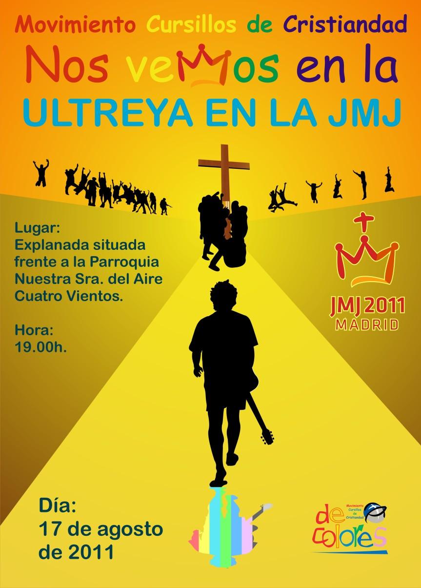 "Video promocional ""ULTREYA en laJMJ"""