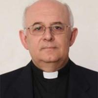 Don Ángel Fernández Collado, Obispo auxiliar de la Archidiócesis de Toledo.