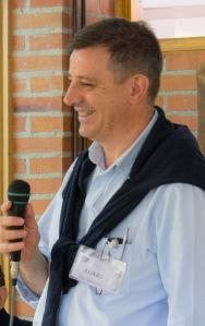 D. Alvaro Martinez Moreno. Foto del Area de comunicación social. Secretariado Nacional MCC España