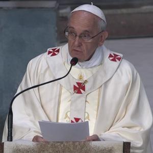 Homilía del Santo Padre Francisco en la Misa con los obispos, sacerdotes, religiosos yseminaristas