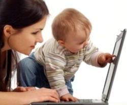 En Internet hay que mostrar el testimonio de vida... con niños y todo