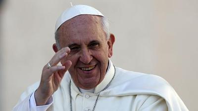 """El #PapaFrancisco en la audiencia: """"¿Cuándo es la última vez que te hasconfesado?"""