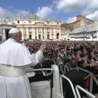 LIVE #PapaFrancisco: Audiencia general del miércoles 29 de Enero