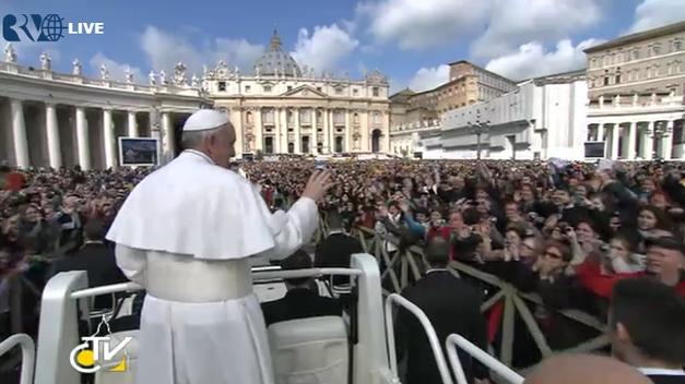 LIVE #PapaFrancisco: Audiencia general del miércoles 19 deFebrero