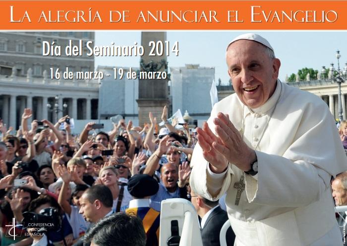 Vuelve a aumentar el número total de seminaristas enEspaña