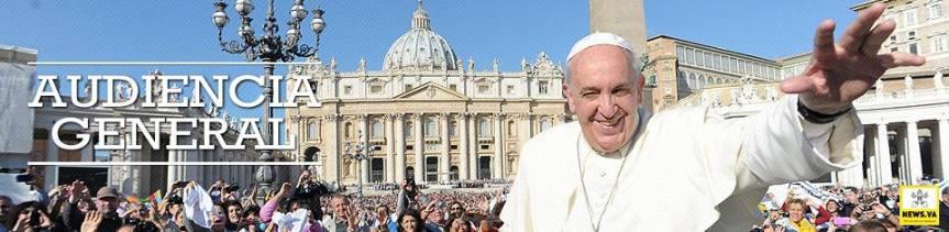 LIVE #PapaFrancisco: Audiencia general del miércoles 9 deAbril