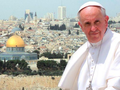 LIVE #PapaFrancisco: Santa Misa celebrada por el Papa enAmmán