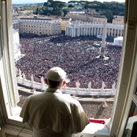 Alocución del #PapaFrancisco al rezo del Ángelus Domini (12.10.2014)