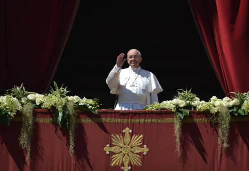 Mensaje 'Urbi et Orbi' del #PapaFrancisco para la Navidad2014