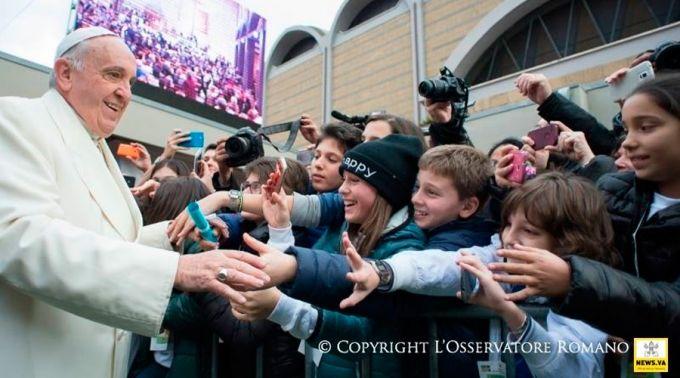 #PapaFrancisco: No al consumismo enNavidad