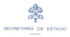 Telegrama del Santo Padre por las víctimas del atentado enParís