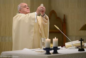 #PapaFrancisco: Quien ama a Dios eslibre