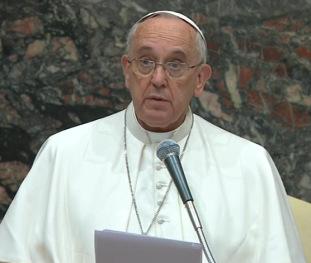 Discurso del #PapaFrancisco al Cuerpo Diplomático acreditado ante la SantaSede