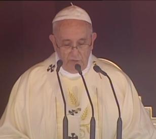Homilía del #PapaFrancisco en la Santa Misa con el Rito de Canonización del beato JoséVaz
