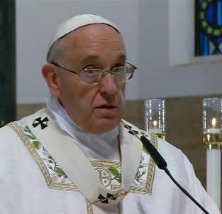 Homilía del #PapaFrancisco en la Santa Misa con obispos, sacerdotes, religiosas yreligiosos