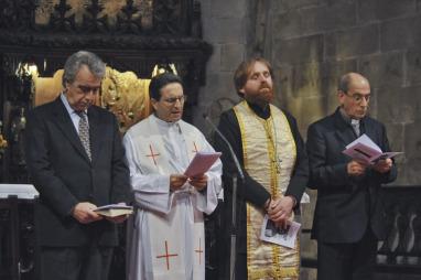 Primer día de la Semana de Oración por la Unidad de los Cristianos(18.01.2015)