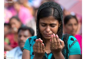 La visita del #PapaFrancisco a Sri Lanka devuelve la libertad a más de 600presos