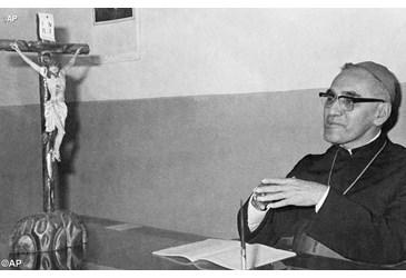 El Vaticano reconoce el martirio del arzobispo OscarRomero