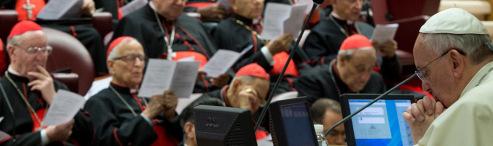 La reforma de la Curia Romana debe dar fuerza al testimonio cristiano y favorecer una evangelización máseficaz
