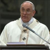 Homilía del #PapaFrancisco en la fiesta de la Presentación del Señor