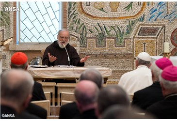 Cuarta predicación de Cuaresma del padre Cantalamessa en presencia del Papa – textocompleto