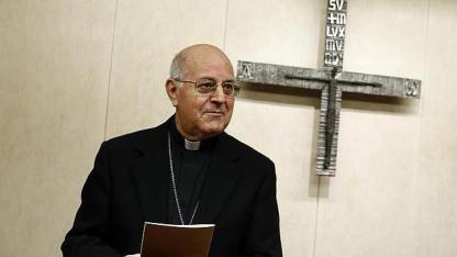 Entrevista de la Agencia EFE al Card. D. Ricardo Blázquez Pérez, presidente de la Conferencia Episcopal Española y arzobispo deValladolid