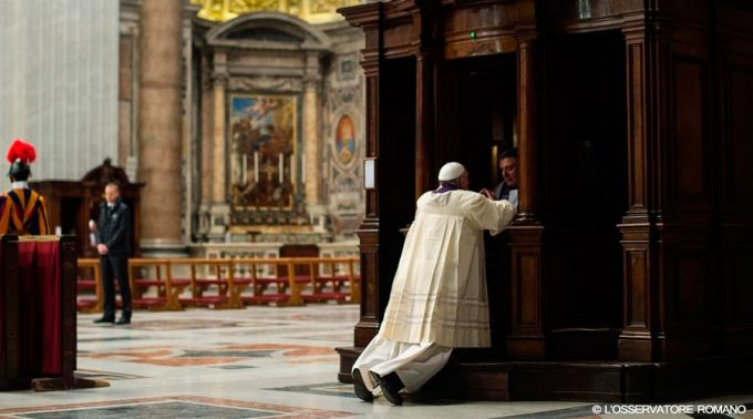 #PapaFrancisco propone estas 30 preguntas para un buen examen deconciencia