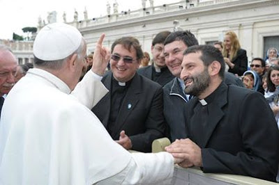 10 impactantes frases del Papa Francisco sobre la formación delclero