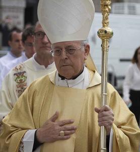 Homilía del Card. D. Ricardo Blázquez Pérez en la Santa Misa con motivo de la peregrinación de los obispos españoles a Ávila en el Año JubilarTeresiano