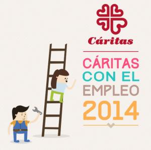 71.000 personas en situación precaria han mejorado sus oportunidades de empleo en 2014 con el apoyo deCáritas