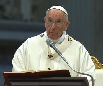Homilía del Santo Padre Francisco en la Santa Misa con el Rito de la Ordenaciónsacerdotal
