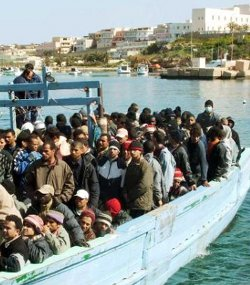 Cáritas pretende que la Unión Europea acoja a todos los inmigrantes que quieranentrar