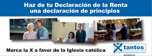 Presentación de la contribución en la Declaración de la Renta 2014 (IRPF2013)