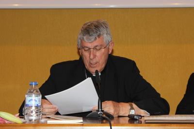 Resumen de la Carta Pastoral del Arzobispo de Toledo para el Curso2015-2016