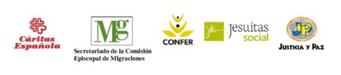 Declaración conjunta de Cáritas Española, la Comisión Episcopal de Migraciones, CONFER, el Sector Social de la Compañía de Jesús, y Justicia yPaz