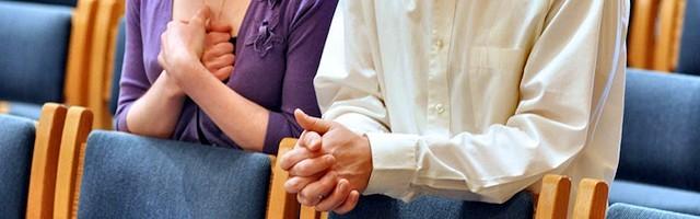 Rezar juntos, todos los días, a la misma hora y con un objetivo puede resolver muchos conflictos