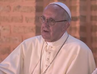 Palabras del Santo Padre Francisco en la vigilia de oración con losjóvenes