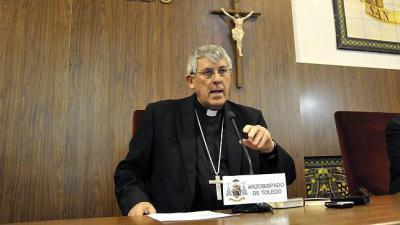 El arzobispo de Toledo recuerda que la actividad política se ha de fundamentar en laverdad