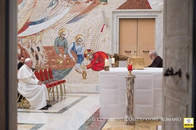 Cuaresma 2016: Segunda predicación de Cuaresma del P. RanieroCantalamessa