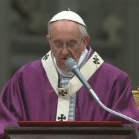 Homilía del Santo Padre Francisco en la Santa Misa en el Miércoles de Ceniza con el envío de los Misioneros de la Misericordia
