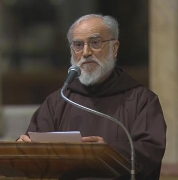Predicación del P. Raniero Cantalamessa en la Celebración de la Pasión delSeñor