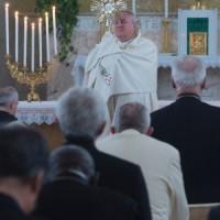 """""""¿Qué buscáis?"""": Primera meditación de los ejercicios espirituales del Papa y de la Curia Romana"""