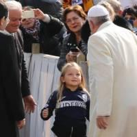 Catequesis Papa Francisco sobre la misericordia y el consuelo de Dios: