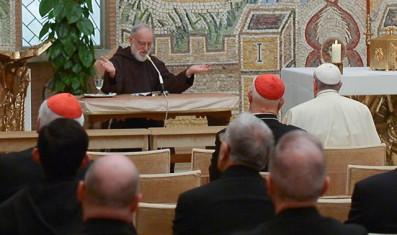 Cuaresma 2016: Tercera predicación de Cuaresma del P. Raniero Cantalamessa. Cuaresma2016