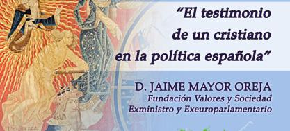 Jornada de Cristianos y Política organizada por la archidiócesis deToledo
