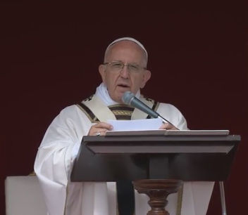 Homilía del Santo Padre Francisco en el Jubileo de losadolescentes