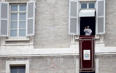 Palabras del Santo Padre Francisco al rezo del Regina Coeli(17.04.2016)