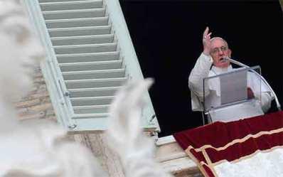 Palabras del Santo Padre Francisco al rezo del Regina Coeli(10/04/2016)