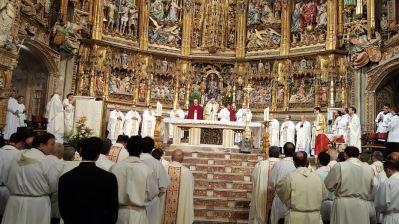 Jubileo sacerdotal enToledo