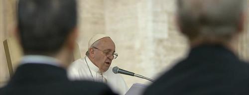 Catequesis del Papa Francisco: Acoger la invitación de Jesús a participar en la fiesta de lamisericordia